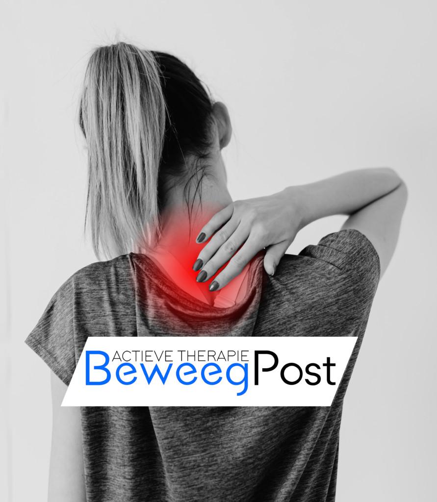 afspraak maken bij nekpijn